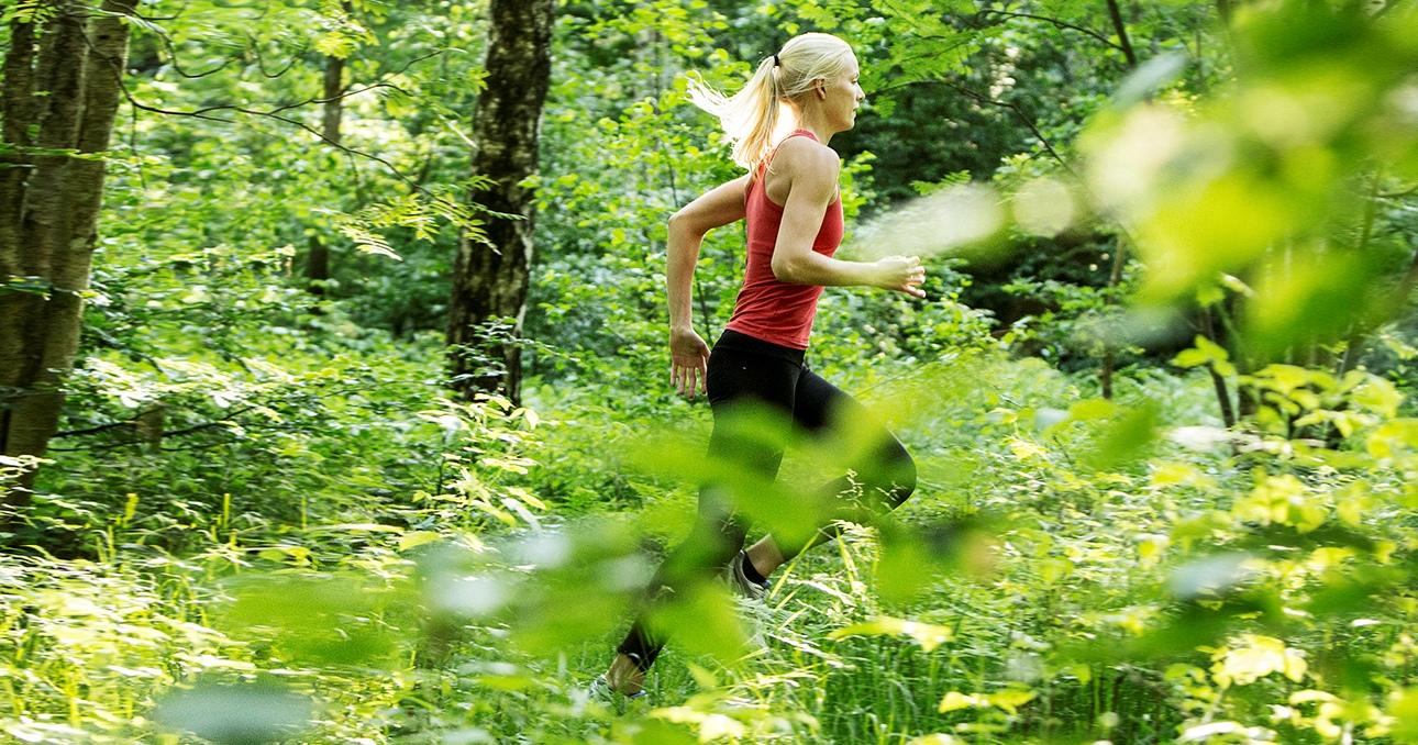 Helhetsperspektivet gör Det perfekta löpstegets träningsmetod unik för löpare som vill korrigera sin teknik och springa snabbare
